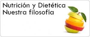 Nutrición y dietética filosofia